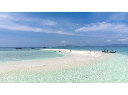 [Ishigaki Island / 1st] Phantom Island Landing & Snorkeling & Kabira Bay SUPor Canoe 1 Day Premium Plan [Photo Data Free]の紹介画像