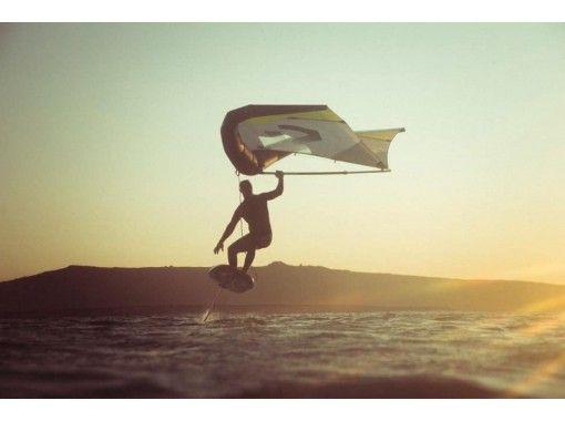 【滋賀・琵琶湖】WING(ウィング)スクール♪『びわ湖』でWING体験♪【初めての方、お一人様大歓迎!】