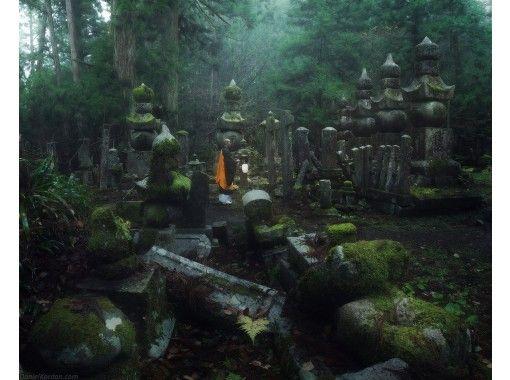 【和歌山・高野山】奥の院ナイトツアー・夜の奥之院へ弘法大師・空海様に参拝しに行きませんか?