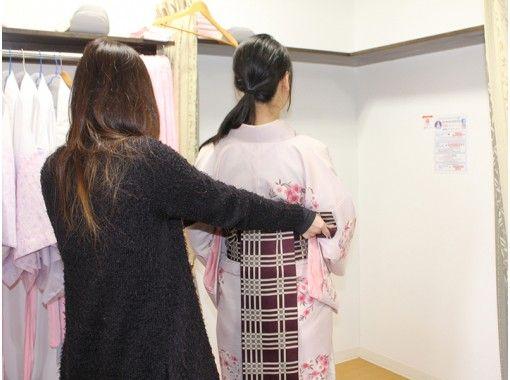 Corona measures are perfect! [Kumamoto / Suizenji] Empty-handed OK! Feel free to Rental kimono. Suizenji Jojuen admission ticket with commemorative photoの紹介画像