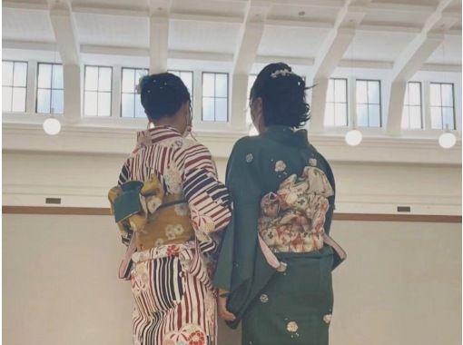 """京都G园和服租借新计划信用结算折扣最受欢迎! """"高档计划""""の紹介画像"""