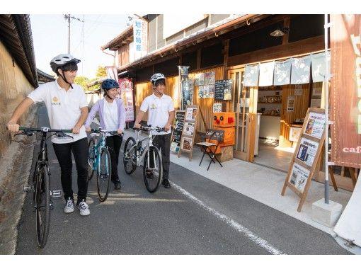 【奈良・斑鳩】電動自転車で世界遺産めぐり! レンタサイクル3時間プラン♪