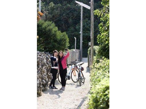 海中道路と4つの離島(平安座島・浜比嘉島・宮城島・伊計島)を絶景サイクリング!