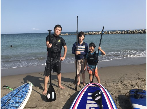 """Complete one-on-one private (one person) ・ Easy SUP & fishing! """"SUP Fishing Challenge Plan""""の紹介画像"""