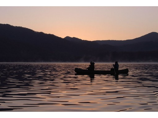 【Aomori】Morning Canoe with 'Breakfast & Chill'の紹介画像