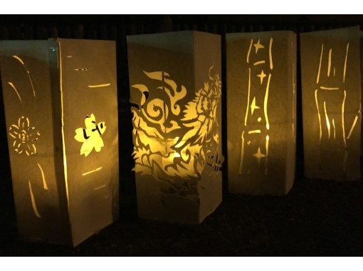 【Iwate】Create a light of hope in the town of peaceの紹介画像