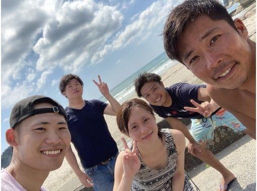【千葉・勝浦】勝浦周辺のきれいな海で楽しくサーフィン体験