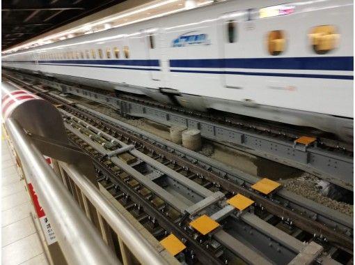 <現在・過去・未来>新幹線の意外なスポットを案内★東京・品川・成田空港駅をオンライン添乗員がガイドツアー★リクエスト予約積極的に対応します!