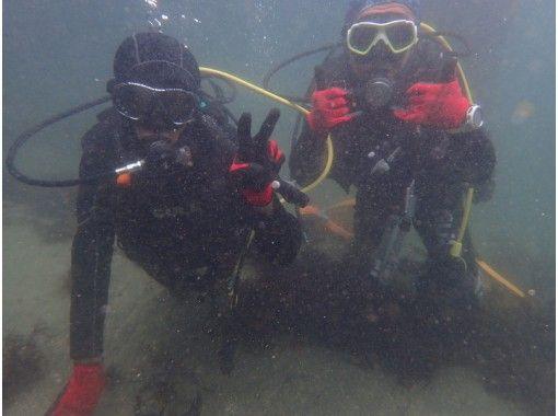 【千葉・勝浦】体験ダイビング!~憧れの海中世界をゆったりのんびり楽しもう~