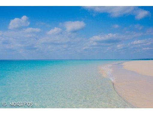 【オンライン体験】宮古島観光◎『東洋一綺麗な与那覇前浜ビーチ』Zoomで!の紹介画像