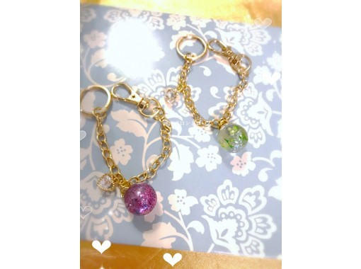 [Popular №2 Herbarium pendant experience] make your own liking Herbarium pendant ♪ couples and Female recommended for each other! * Under measures against corona infectionの紹介画像
