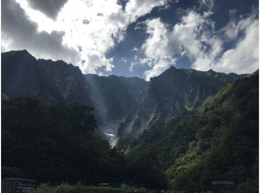 【AJ特典あり】日本三大岩壁一ノ倉沢1日トレッキングツアー*群馬県みなかみ町