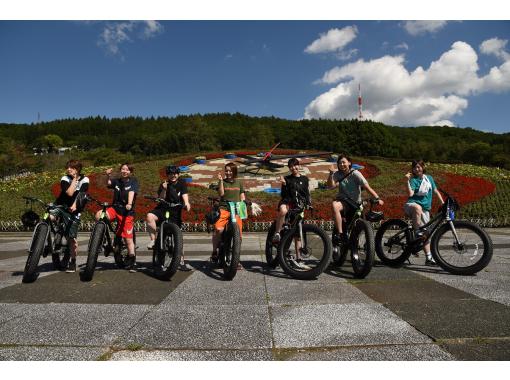 【北海道・十勝】ファットバイク・マウンテンバイクで十勝の林道やカントリーロードを駆け抜ける!