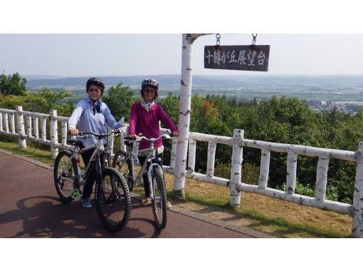 【北海道・十勝】ファットバイク・マウンテンバイクで十勝の林道やオンロードで散策サイクリング!