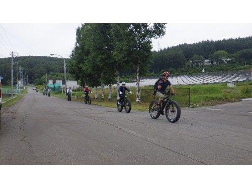 【北海道・十勝】ファットバイク・マウンテンバイクで十勝の林道やカントリーロードを駆け抜ける!の紹介画像