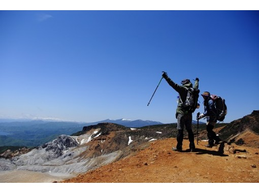 【福島・安達太良】「山育」ヤマイク~登山ガイドと行く初めての登山!