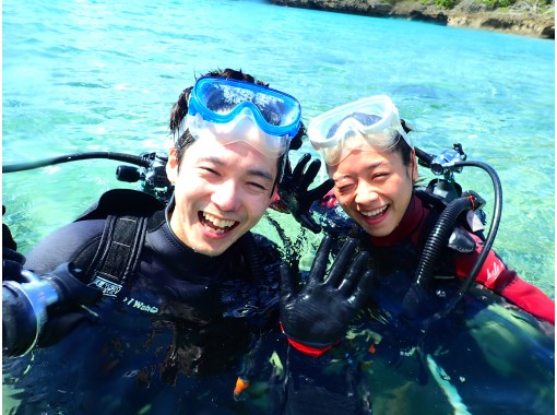 << HIS Super Summer Sale in progress >> [Okinawa / Miyakojima] << Equipped with hot shower! 》 Same-day reservation OK, beach experience diving! Corona measures are perfect, beginners are welcome!の紹介画像