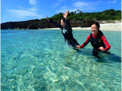 【沖縄・宮古島】《温水シャワー完備!》2歳からOK!宮古島のビーチで貸切シュノーケリングツアー!写真全てプレゼント!