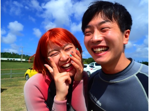 《HIS Super Summer Sale in progress! 》 [Okinawa / Miyakojima] 《Equipped with hot shower》 Corona measures are perfect! From 2 years old ♪ Safe charter snorkeling tour on the beach!の紹介画像