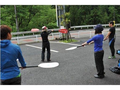 【東京多摩川でカヌースクール】初級クラス