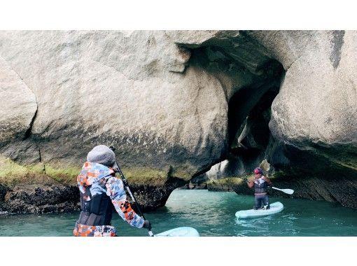 [Miyagi] Unexplored SUP Tour Let's enjoy beautiful Miyagi with SUP 〖We support English, Chinese or Japanese〗の紹介画像
