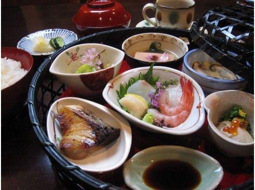 新潟県 加茂市 「カフェでお食事と人力車乗車体験」の紹介画像