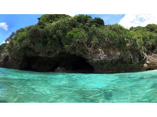 【1日限定2便】絶景ジェットツーリング ~古宇利島・ワルミ海峡・羽地内海を巡る~