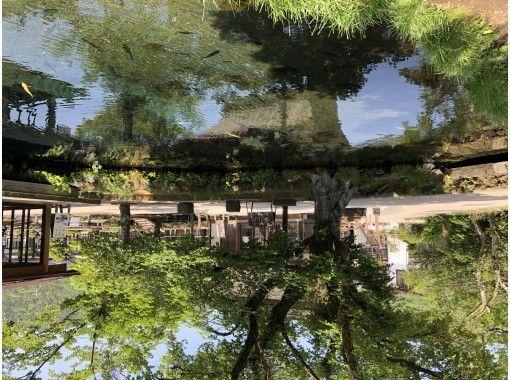 【世界遺産巡り】富士山観光をNo密で!世界遺産富士山の構成資産を巡るサイクリングツアー!山中湖・忍野八海編の紹介画像