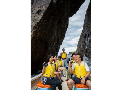 【岩手・田野畑・北三陸】小型漁船に乗って大海原へ!サッパ船アドベンチャーズ(60分)