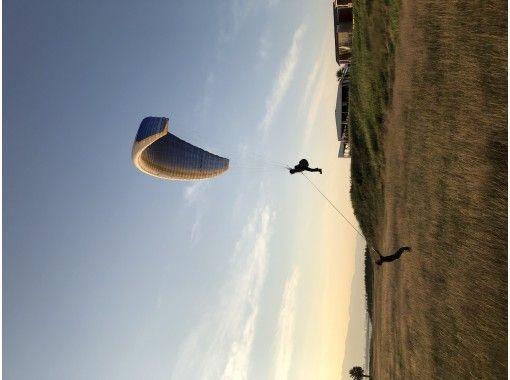 【大阪 舞洲】舞洲スポーツアイランド De パラグライダーソロ体験コース