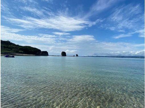 【和歌山・南紀白浜】一直線に海を駆け抜けろ!バナナボートの紹介画像