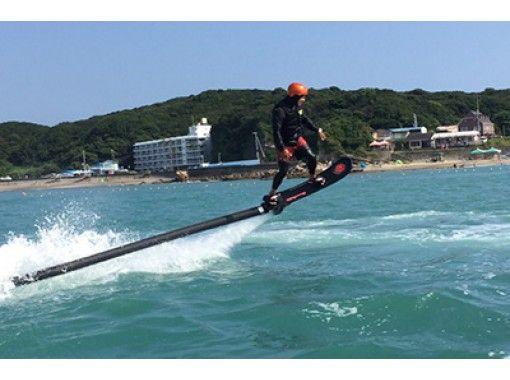 【和歌山県・田辺市】ホバーボード!南紀白浜で最新・最先端のマリンスポーツ超新感覚体験ができる!