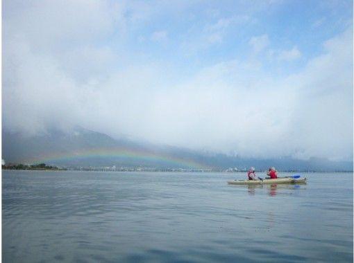【滋賀・琵琶湖】カヤック 60分体験(初心者・未経験者対象)の紹介画像