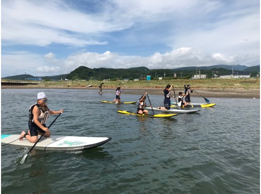 【北海道・石狩】初めての方歓迎!SUP体験PMコース