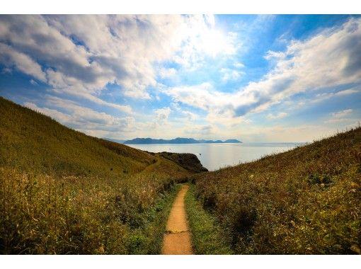 【五島列島の離島】嵯峨島サイクリングツアー