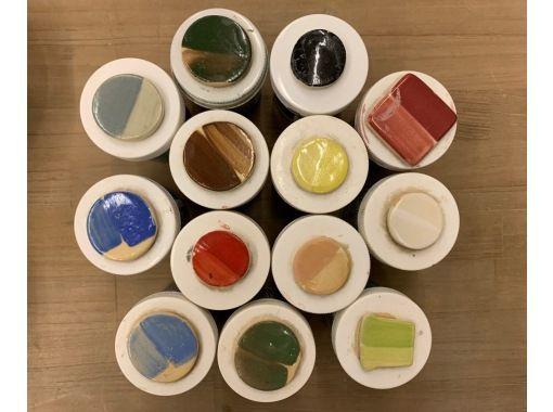 猫 招き猫 陶芸 絵付け体験