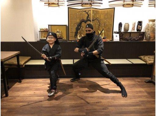 [Gifu Takayama] adult care! Ninja experience ★ Sasuke course ★の紹介画像