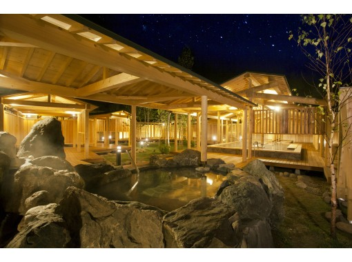 [Appi Kogen, Iwate Prefecture] Glamping ~ Accommodation plan with BBQ dinner [for 2 people] ~ ★ Pet accommodation OK ★の紹介画像