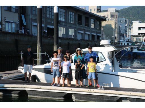 【福山・尾道】気軽に無人島でBBQ!ご家族・カップルにおすすめ!手ぶらOK・気軽に海遊びの紹介画像