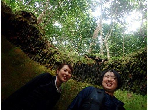 【四国・徳島】まるでウユニ塩湖!?のような写真が撮れる! 無人島へ冒険SUPクルージング! 無人島の滝や森は、まるで「もののけ姫」の世界の紹介画像