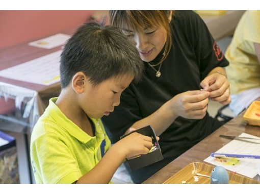 """[Gifu / Mino] Handmade experience of """"Mino Washi Korokoro"""" to make memories! Recommended for families, couples, and girls traveling! [Free service] Gachapon once!の紹介画像"""
