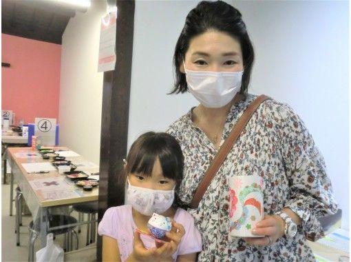 """[岐阜/美濃市]一套超值♪"""" Washi Korokoro"""" +"""" Washi刷架""""的手工製作體驗!深受家庭和女孩旅行的歡迎!の紹介画像"""