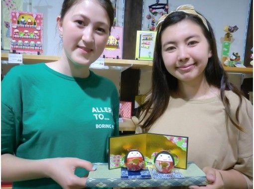 """[岐阜/美濃]與一套♪"""" Washi Korokoro"""" +"""" Washi Bookmark""""手工製作體驗,物超所值!推薦給家庭和情侶!の紹介画像"""