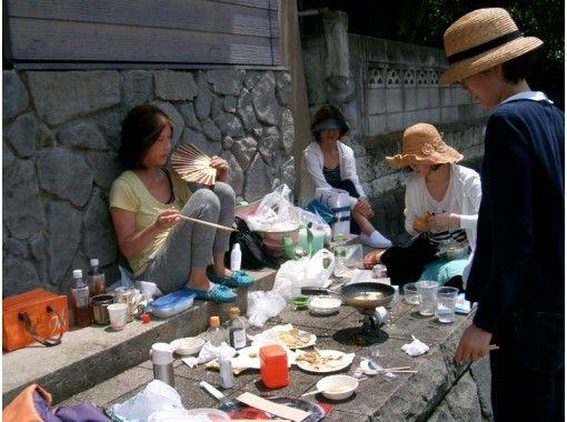 【東京・月島】超お手軽・安心♪ 東京下町の佃島でハゼ釣りを楽しみ、その後即てんぷらで食べる体験