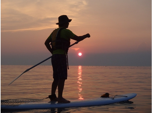 [Kagawa] SUP Sunset tripの紹介画像