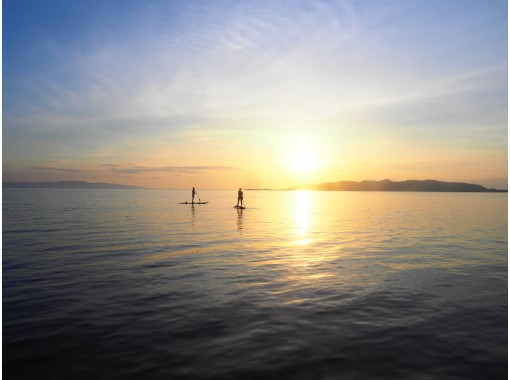 【沖縄・石垣島】青の洞窟と美ら海シュノーケリング+夕日と星空のサップ【お得なセット】の紹介画像