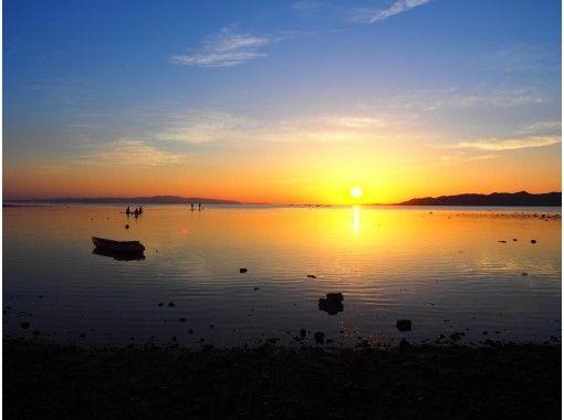 HIS Super Summer Sale in progress [Okinawa / Ishigaki Island] Blue Cave and Churaumi Snorkeling + Sunset and Starry Sky Sap [Advantageous set]の紹介画像
