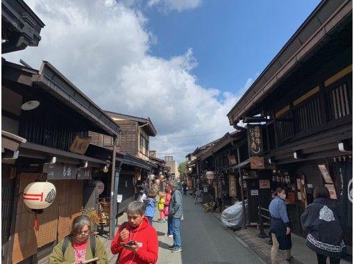 【岐阜・飛騨高山】酒蔵と町歩きツアー!の紹介画像