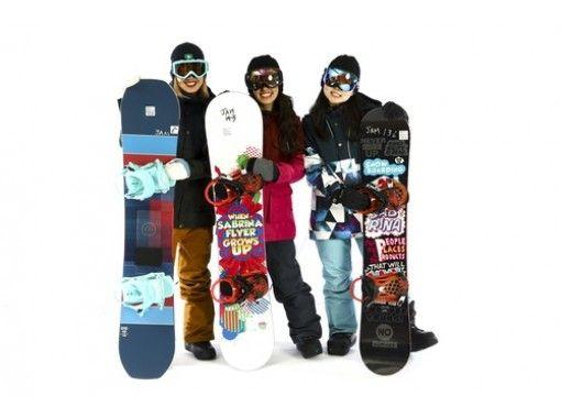 【長野・安曇野】【地域共通クーポン利用可能プラン】スキー・スノーボード1日レンタル!ゲレンデまで徒歩0秒!手ぶらでスキーをエンジョイ♪