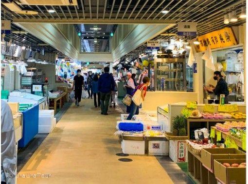 [Breakfast included plan] Tsukiji de morning activity WALK! ~ Breakfast at Tsukiji Honganji Temple ~の紹介画像
